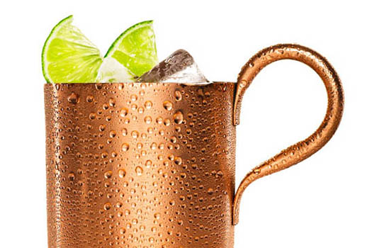 Cocktail Journals Recipe - Moscow Mule