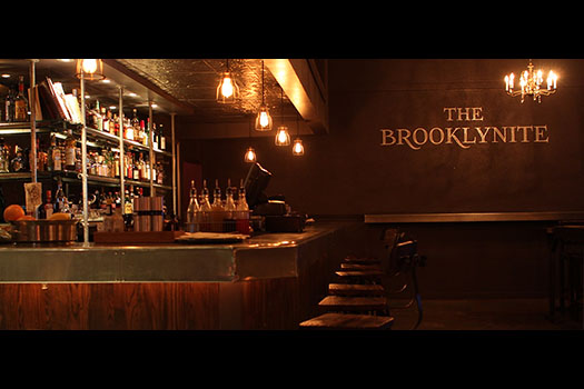 Cocktail Journals - The Brooklynite