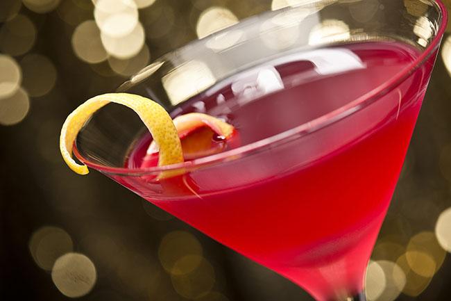 Cocktail Journals Recipe - Cosmopolitan