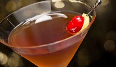 Cocktail Journals Recipe - Manhatten
