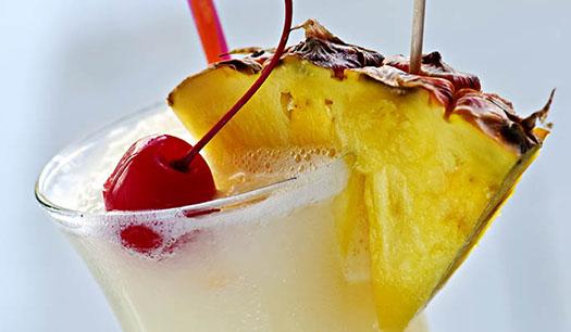 Cocktail Journals Recipe - Pina Colada
