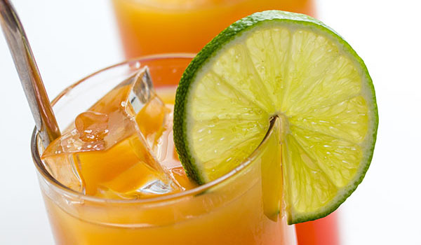 Cocktail Journals Recipe - Tequila Sunrise